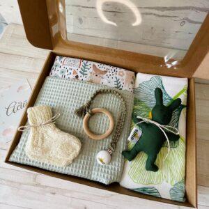 Dovanų dėžutė kūdikiui